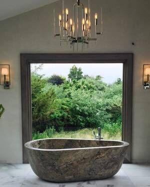 美しすぎる!高級感溢れる憧れのバスルーム実例集