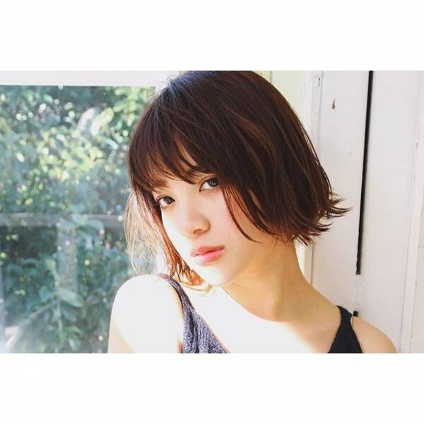 この夏したいヘアスタイルは?シンプルで可愛いショートスタイル15選♡