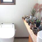 トイレは少し冒険するくらいがおもしろい♪こだわりの詰まった異空間トイレインテリア