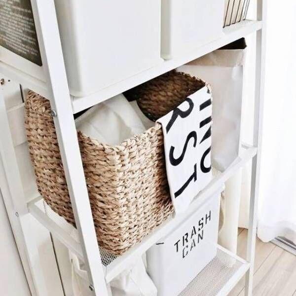 色んな収納ができる!【ニトリ】のカゴやボックスを使った収納例をご紹介♡