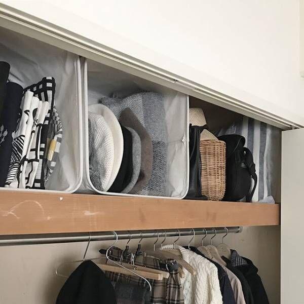 整理整頓が楽しくなる!?「クローゼット収納」をより快適にする8つのアイテム