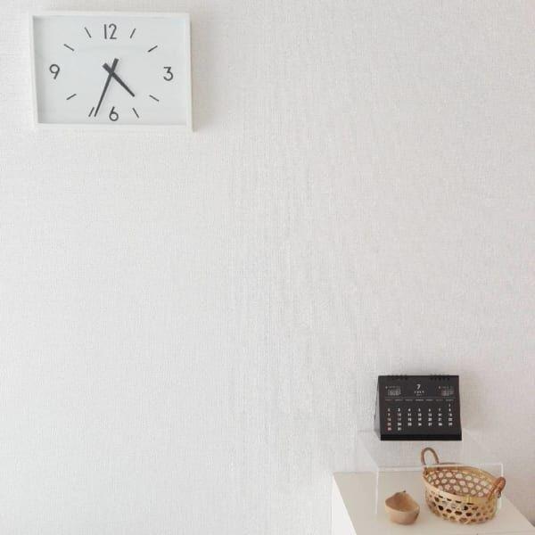無印良品の時計がおしゃれ♡「駅の時計」「鳩時計」「公園の時計」があるインテリア