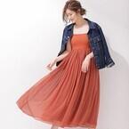 夏の大本命カラーは《オレンジ》!あたたかみのあるカラーで季節を先取り!