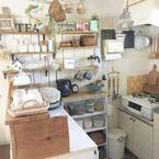 憧れのカフェ風キッチンを作る方法♡マネしたいポイントをご紹介します!
