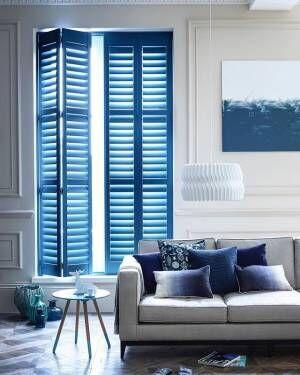 落ち着きを感じさせるブルーのお部屋!ブルーを上手に取り入れるアイデア