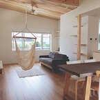 特別なリラックス空間はこれで決まり!ハンモックのあるお部屋を徹底紹介