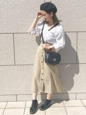 女度アガる♡GUのプチプラスカート特集♡春から夏まで使える優秀スカート15選