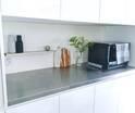 【連載】真っ白なカップボードと海外インテリアを目指したキッチンインテリア
