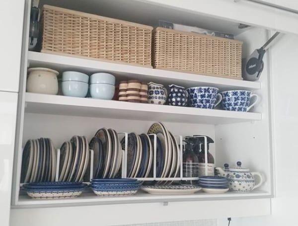 手持ちの食器を活用出来てますか?取り出しやすい収納に見直そう!