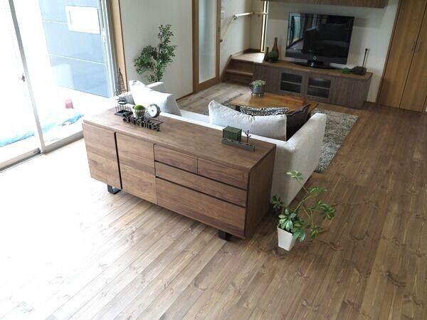無垢材のフローリングにこだわる!床材の種類によって異なる色味や雰囲気を味わおう