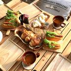外で食べるとおいしい!気軽におしゃれなアウトドアご飯を楽しむ方法