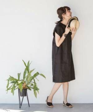〈無地or柄〉選ぶならデザイン重視のワンピース☆おすすめ15選