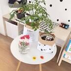 お部屋に一台はほしい!おしゃれで便利なサイドテーブルのある空間