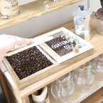 【連載】コーヒー好きさんは必見!おしゃれなカフェボックスを作ろう!