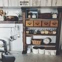 キッチンDIYで毎日の家事が劇的に楽しくなる♡おしゃれで実用的なDIYまとめ