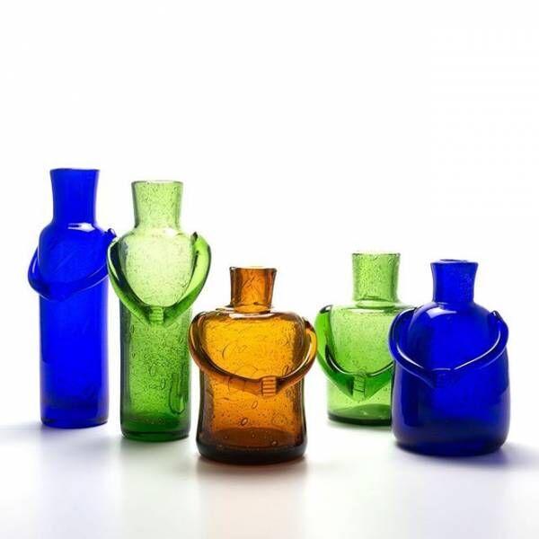 初夏に涼を取り入れる。北欧ヴィンテージガラス・「エリック・ホグラン」特集