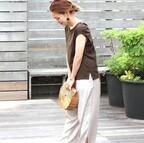 30代40代の大人女子必見…♡手抜きに見えないラフコーデの着こなし術とは?