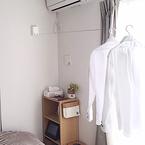 洗濯物の室内干し実例を8選ご紹介!グッズやお部屋のスペースを有効活用しよう