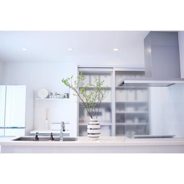 シンプルが気持ち良い!作業しやすく清潔感を保ちやすいキッチンにするアイデア