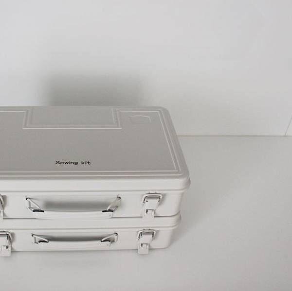 【無印良品】のスチール工具箱が便利!おしゃれでスッキリとした使い方アイデア
