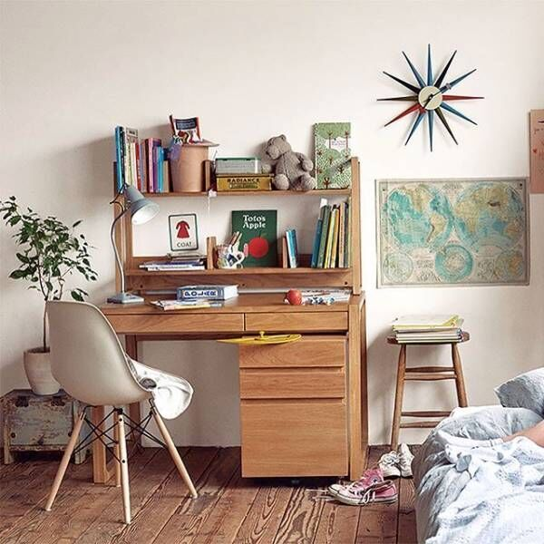 【ACTUS】の子ども家具がすごい!海外風の子供部屋におすすめの8選