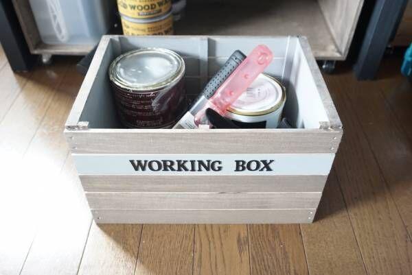 【連載】100均すのこと端材でどこでも使える《収納ボックス》を作ろう♪