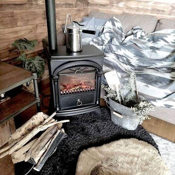 ストーブから湯たんぽまで勢揃い♪オシャレな暖房アイテムで寒い冬を乗り切ろう!