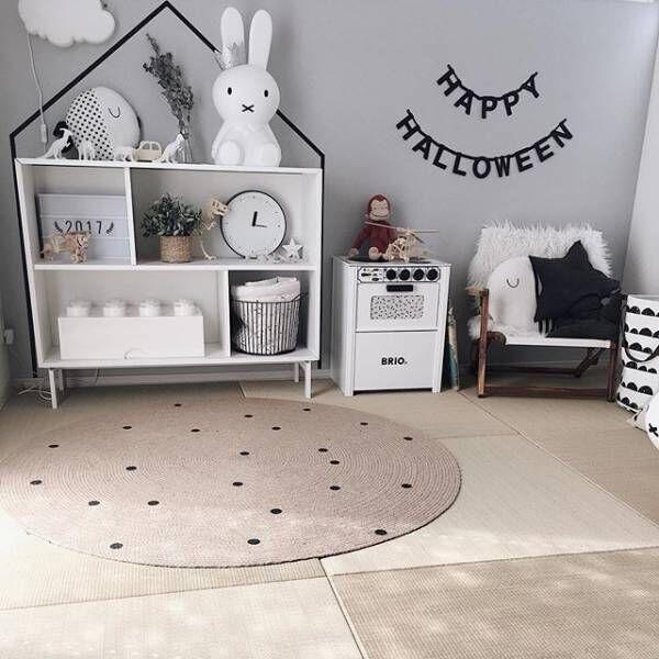和室をキッズスペースにしよう!畳のある空間を楽しむインテリア術