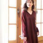 【5,000円以下】今季大注目☆レッド系・ボルドー系ワンピース特集