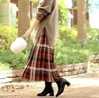 《ロングブーツ》で冬の季節感をグッとアップ♪大人女子がマネしたいコーデ特集☆