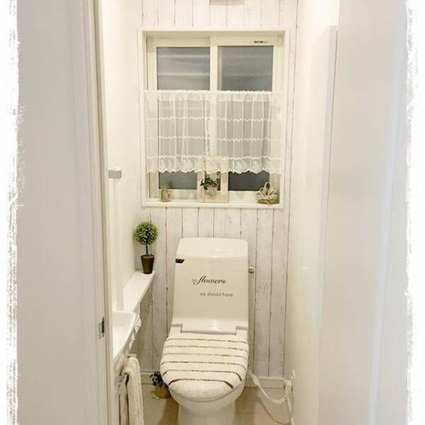 トイレの蓋&タンクをリメイク10