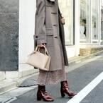 冬のおしゃれも足元から♡バリエーション豊かな大人の《ブーツコーデ》をご紹介!