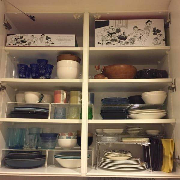 食器収納11