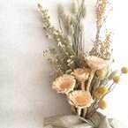 ナチュラルにお部屋を飾る《スワッグ》♡暮らしにさりげなく彩りを添える花束を飾ろう