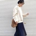 大人女子向け「女っぽコーデ」♡【ユニクロ&GU】のスカート15選