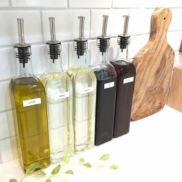 使いやすい快適空間に♡みんなの《調味料・乾物》の収納アイデアをチェック!