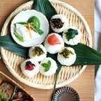 日本のソウルフードをもっと食卓に♡魅力的な《おにぎり》の盛り付け方法をご紹介!