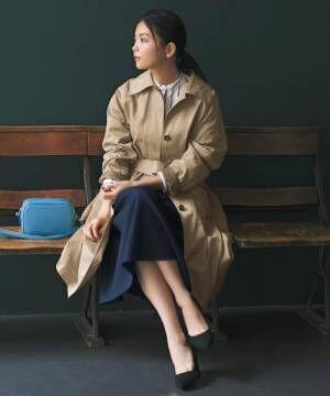 [green label relaxing] ◆SC ステンカラー コート