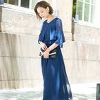 大人女子の常識!【結婚式・二次会コーデ】のお呼ばれドレスも上品にまとめよう♡