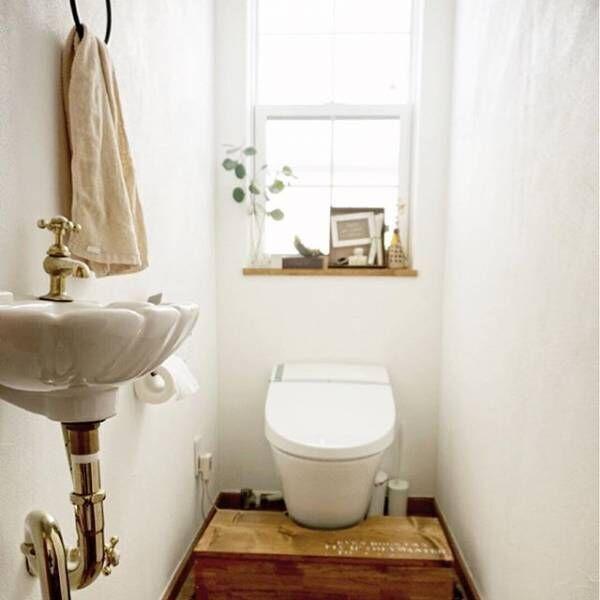 トイレも北欧テイストが可愛い♡マットや小物使いなどのオシャレな実例ご紹介!