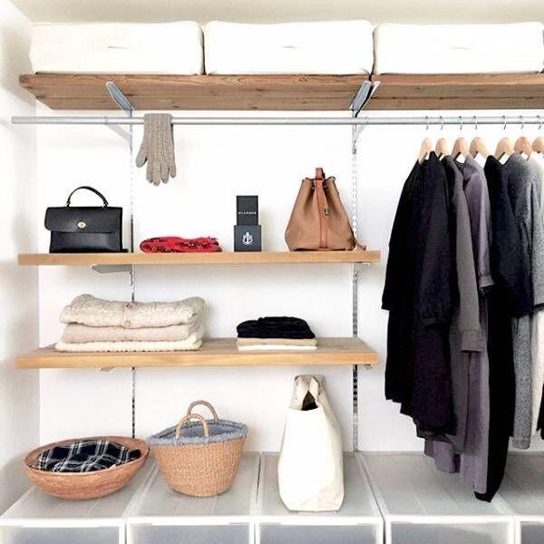 お気に入りは取り出しやすく!《冬用ファッション小物》の賢い収納術をご紹介します♡