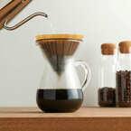 カフェやビストロでも大活躍!おしゃれで使いやすいキントーのガラス容器