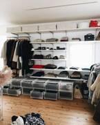 使い勝手と見た目にこだわる☆真似したい洋服の収納実例&アイディア特集
