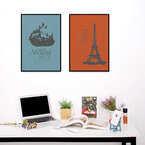 お部屋をおしゃれにアップデート!雰囲気を高める《ポスター》の魅力をご紹介します♪