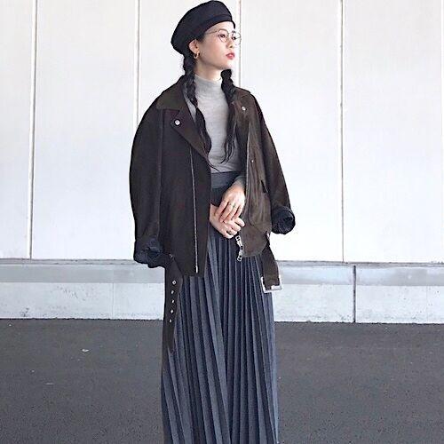 この冬も注目!【無印良品】で作るシンプル&ナチュラルな大人の着こなし術