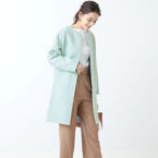 春に向けて♡今取り入れるならコートは「パステル系カラー」を使ってみよう♪