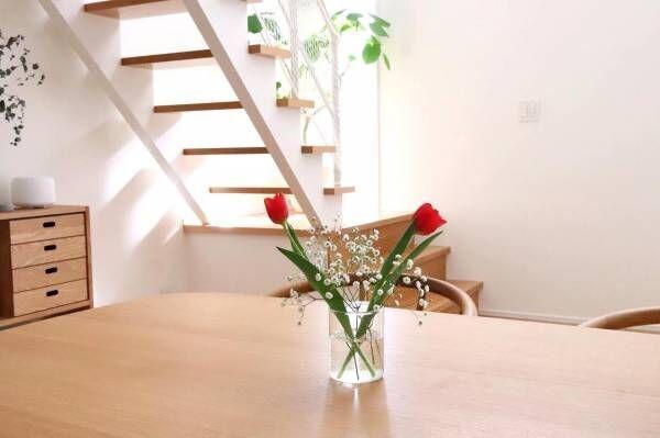色も形も可愛い♡春のお花「チューリップ」をお部屋に飾ろう♪