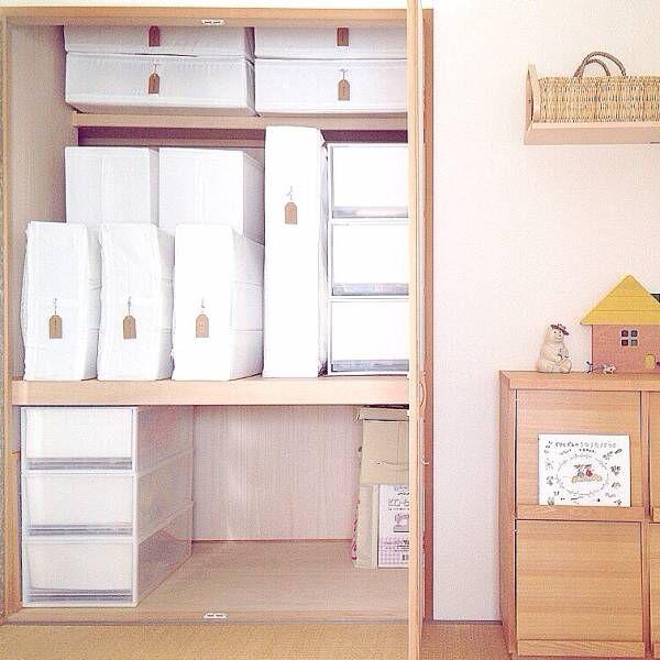 【IKEA】SKUBBで解決!見られてもドキッとしないクローゼット収納