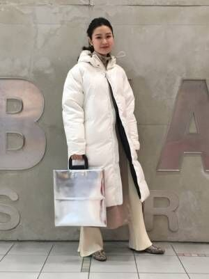 [BEAMS WOMEN] Ray BEAMS High Basic / リブ レギンス