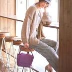 バッグを買い替えたくなる季節の変わり目♡ワンハンドルバッグに注目!